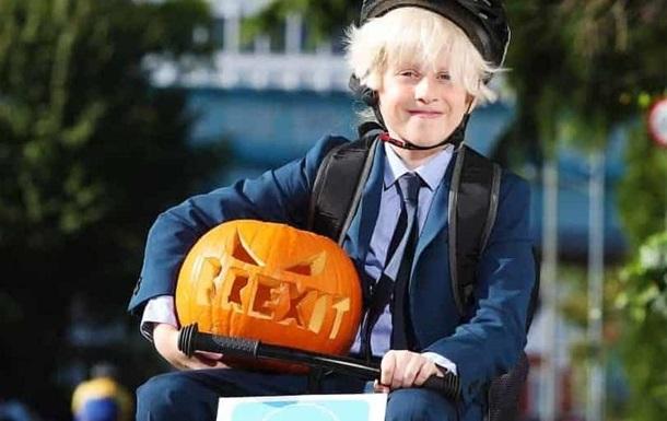 Борис Джонсон став популярним персонажем Хелловіна