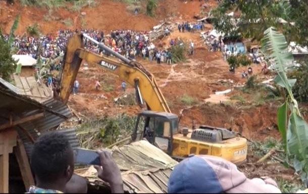 У Камеруні понад 40 осіб стали жертвами зсуву