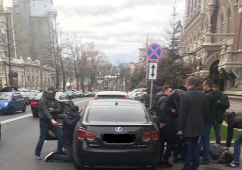 #Сытнику_и_неснилось… СБУшники задержали менеджера Нацбанка Украины