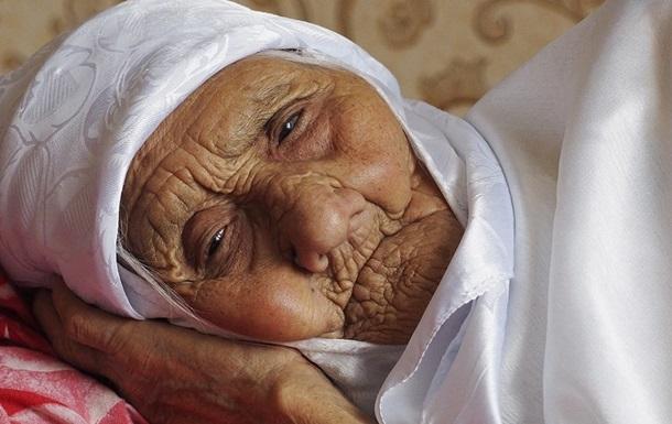 В России скончалась самая старая женщина планеты