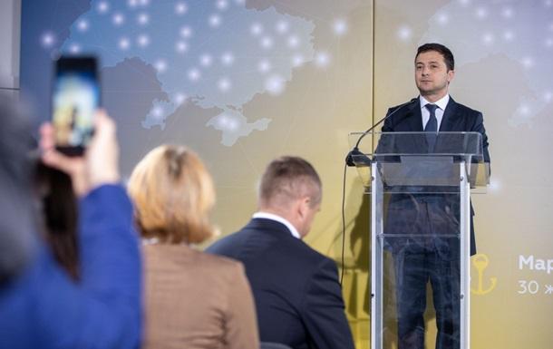 Зеленский рассказал о стратегии по реинтеграции Донбасса и Крыма