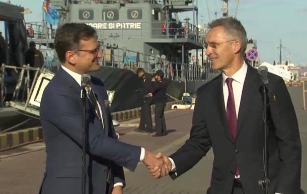 НАТО ініціює оновлення відносин з Україною