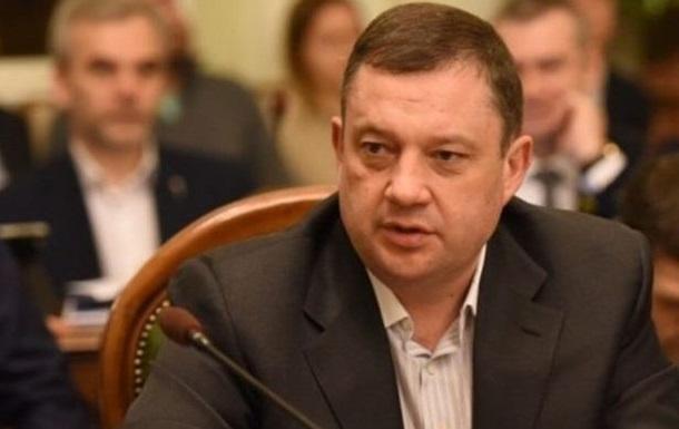 Комитет Рады рассмотрел представление на Дубневича