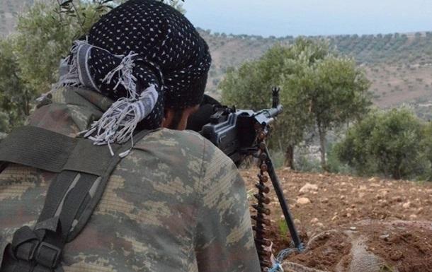 Курды подожгли нефть в Сирии