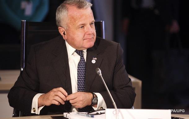 Салливан: Политика США не предполагает расследование Киева против Burisma