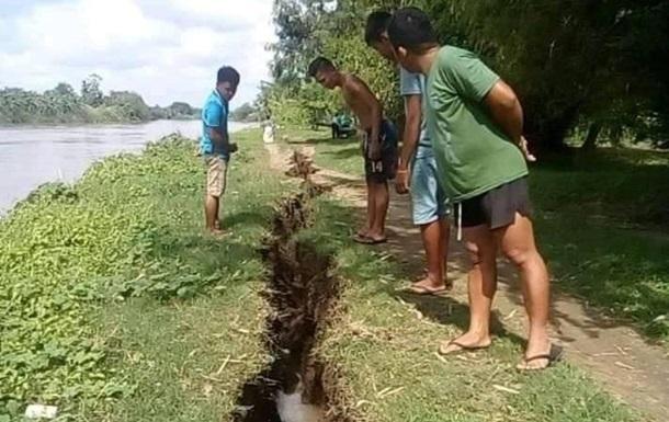 На Філіппінах стався новий землетрус