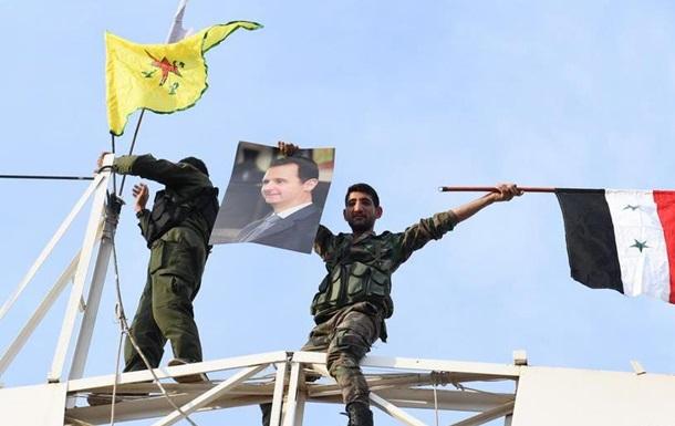 Дамаск закликав курдів до спільної боротьби з Туреччиною
