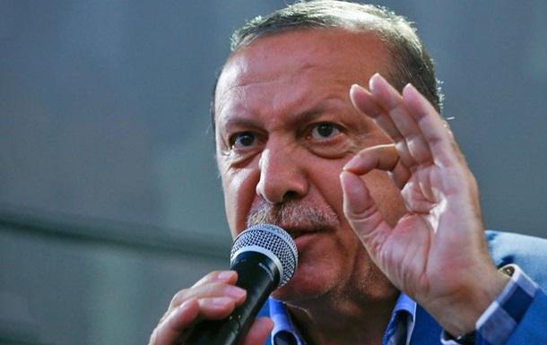 Ердоган обурився визнанням Палатою представників США геноциду вірмен