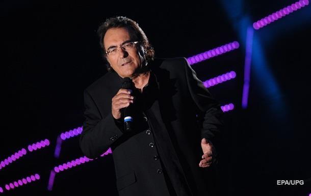 Україна прибрала з  чорного списку  італійського співака Аль Бано