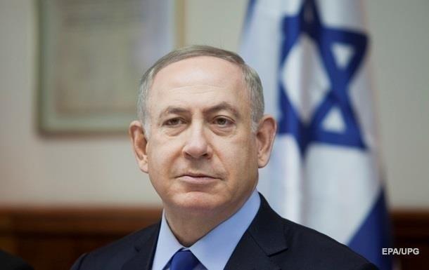 В Израиле произошло ЧП с самолетом Нетаньяху
