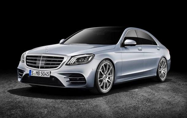 Представительский Mercedes-Benz S-класса в лизинг с максимальной скидкой
