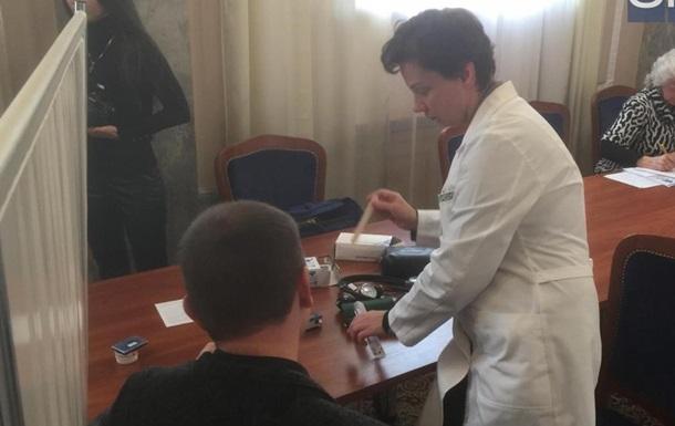 У ВР безкоштовно вакцинують депутатів від дифтерії