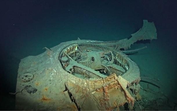 Знайдено есмінець США і британський підводний човен часів Другої світової