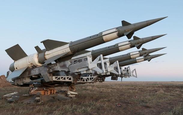 На Херсонщине проходят боевые ракетные стрельбы