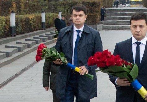 Зеленский как продолжатель дела Порошенко