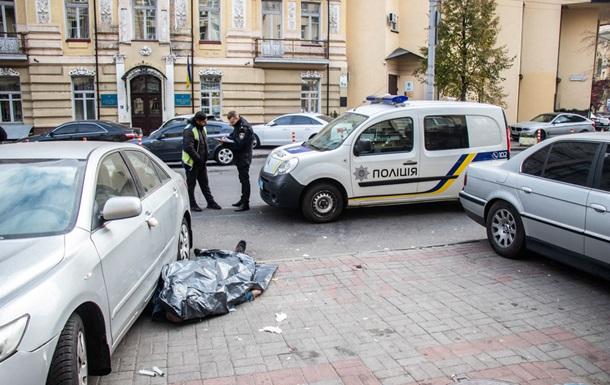В Киеве во время оформления европротокола умер водитель