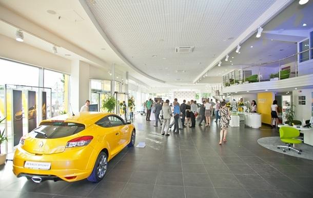 В Украине вырос на четверть спрос на новые авто