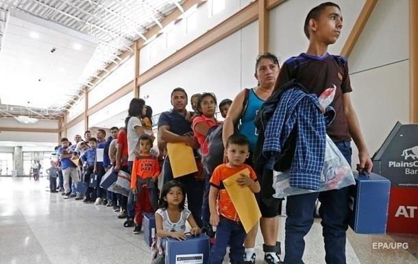 Трамп резко понизил лимит приема беженцев в США
