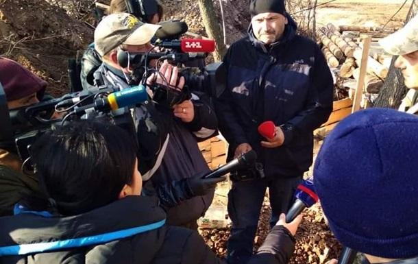 ОБСЕ подтвердило разведение войск в Золотом-4, 3 ноября начнется разминирование