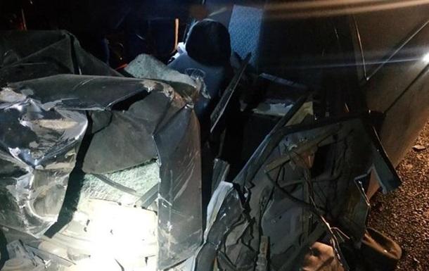 ДТП в Черкасской области: двое погибших