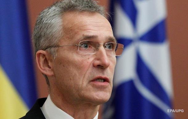 Столтенберг проти виключення Туреччини з НАТО