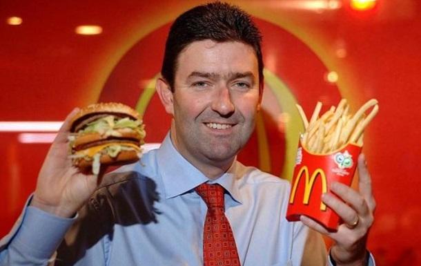 Гендиректора McDonald s уволили из-за романа с подчиненной