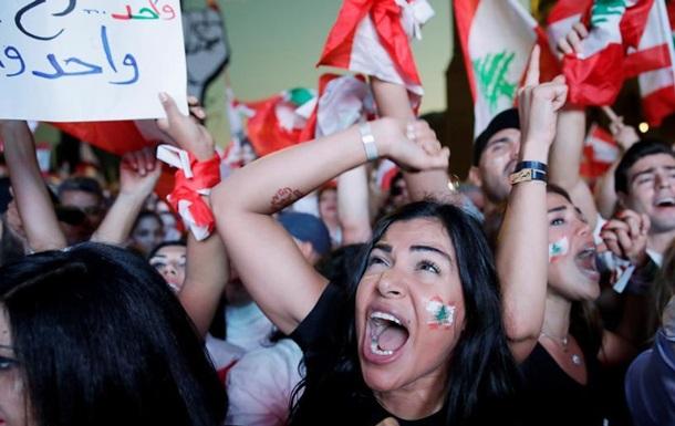 У Лівані відбулись акції на підтримку та проти влади