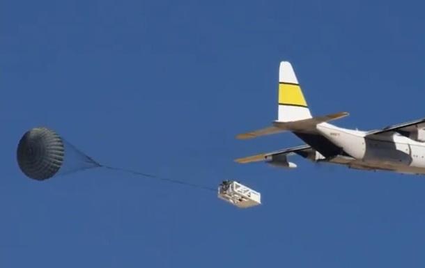 SpaceX протестувала парашут для Crew Dragon