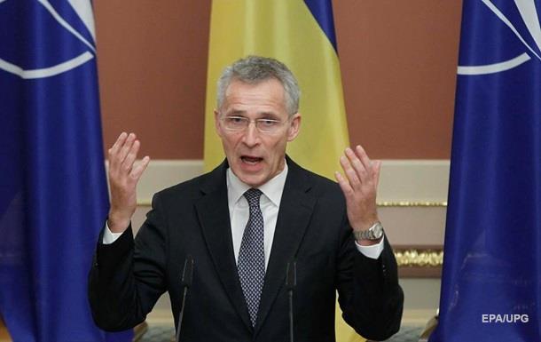 Україна буде членом НАТО - Столтенберг