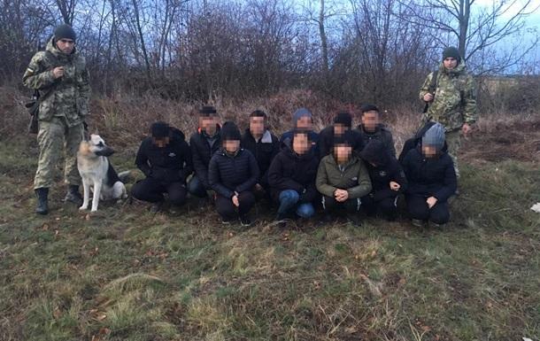 На границе задержали вьетнамских нелегалов с искусственными копытами