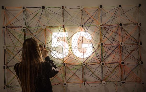 Названы сроки запуска 5G в Украине