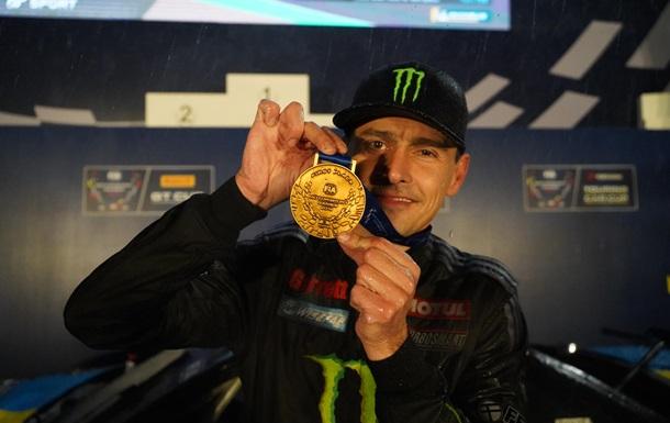 Дмитрий Иллюк победил на FIA Motorsport Games