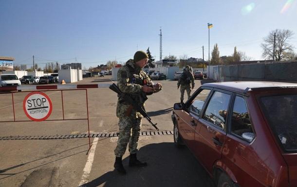 У Луганській області на блокпосту помер майор поліції