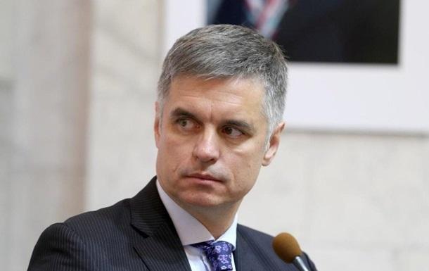 Пристайко повідомив, коли відбудеться розведення сил в Петрівському