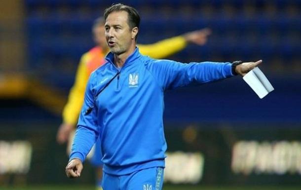 Тренер штаба сборной украины по футболу сделал тату в честь команды