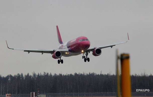 Wizz Air запустила новий авіарейс в Україну