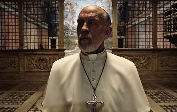 Вышел трейлер сериала Новый папа
