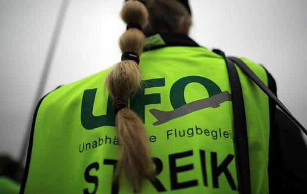 Працівники Lufthansa страйкуватимуть 7 та 8 листопада