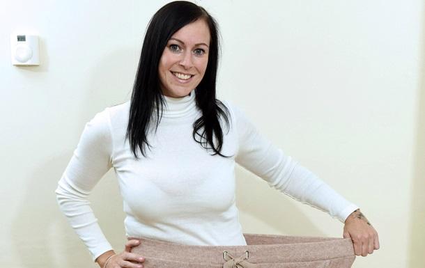 Мати трьох дітей схудла на 32 кг після розлучення