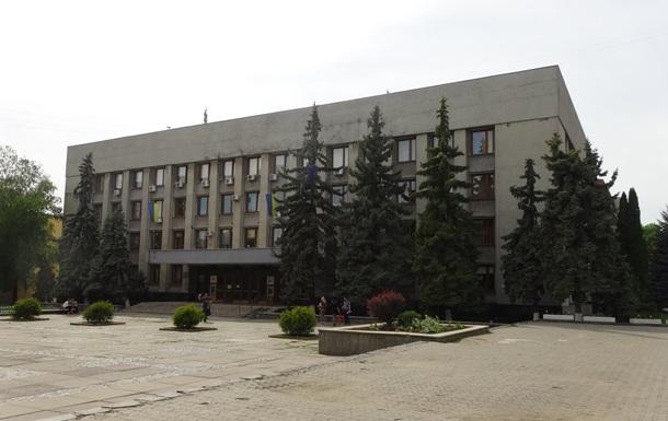 В горсовете Ужгорода идут обыски