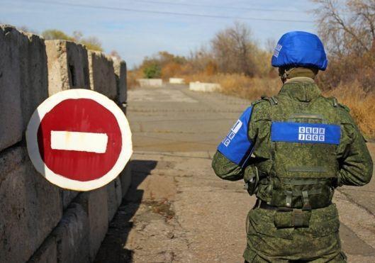 Срыв развода войск в Петровском