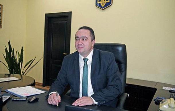 Обласний прокурор звільнився після критики Гончарука