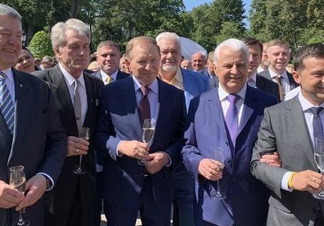 Как строят управление государством украинские президенты