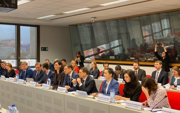 Кулеба назвал приоритеты интеграции Украины в ЕС