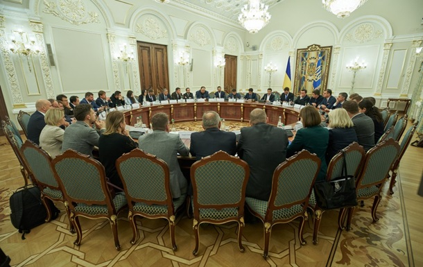 Президент доручив підняти Україну в Doing Business