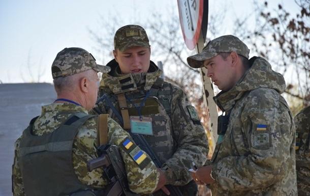 На Донбассе резко сократилось количество обстрелов