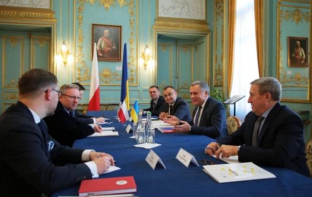 Україна і Польща визначили напрями співпраці