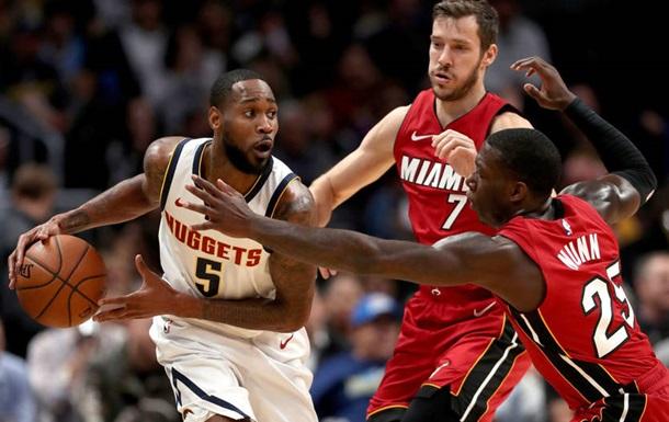 НБА: Лейкерс сильніший за Чикаго, Денвер обіграв Маямі