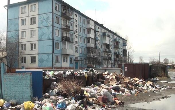 Приближающаяся зима, готовит Донецку новые сюрпризы