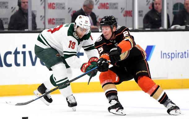 НХЛ: Міннесота не залишила шансів Анахайму, Монреаль обіграв Бостон